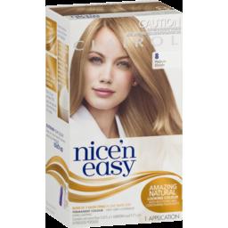 Photo of Nice 'N Easy Clairol Nice'n Easy 8 Medium Blonde