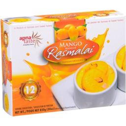 Photo of Apna Taste Rasmalai Mango 850gm