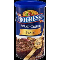 Photo of Progresso Plain Bread Crumbs