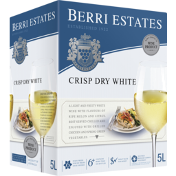 Photo of Berri Estates Crisp Dry White Cask