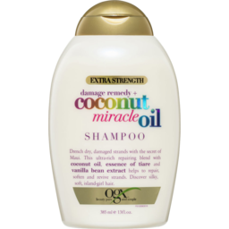 Photo of Ogx Coconut Miracle Oil Shampoo 385ml