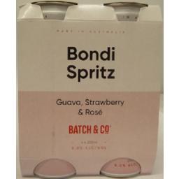 Photo of Batch Bondi Spritz 4*250ml 250ml