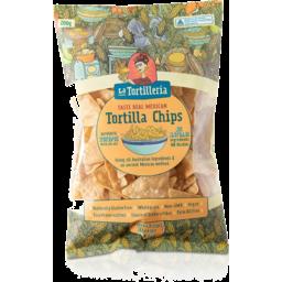 Photo of La Tortilleria Chips - Tortilla (Totopos)