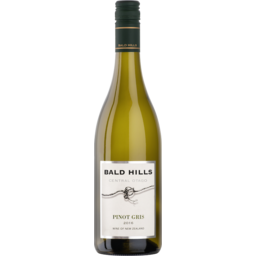 Photo of Bald Hills Otago Pinot Gris 750ml