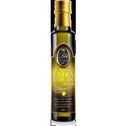 Photo of Blu Estate Evg Olive Oil Lemon 250ml