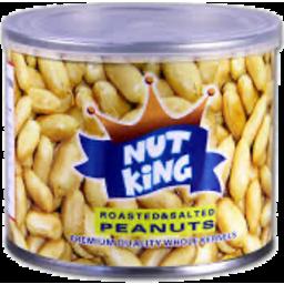 Photo of Nut King Peanuts Roast Salted 130g