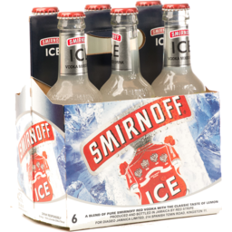 Photo of Smirnoff Ice