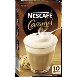 Photo of Nescafe Caramel Latte 10 Pack