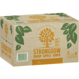 Photo of Strongbow Crisp Apple Cider Stubbies