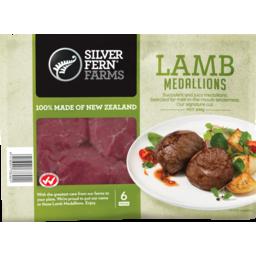 Photo of Silver Fern Farms Lamb Medallions 400g