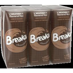 Photo of Breaka Chocolate 6x250ml