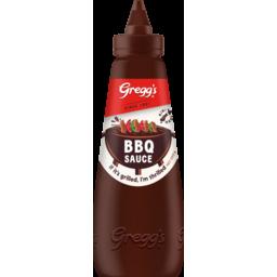 Photo of Greggs Sauce BBQ 590 Grm