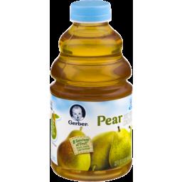 Photo of Gerber 100% Pear Juice