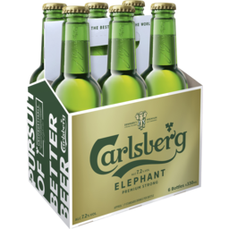 Photo of Carlsberg Elephant Premium Strong