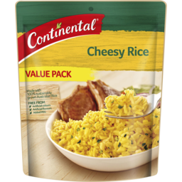 Photo of Continental Cheesy Rice 190g