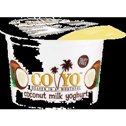 Photo of Coyo Yoghurt Vanilla Bean 125gm