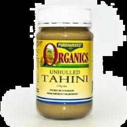 Photo of Pure Harvest - Tahini - Unhulled - 375g