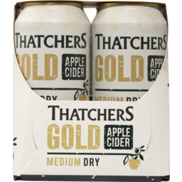Photo of Thatchers Gold Apple Cider Can