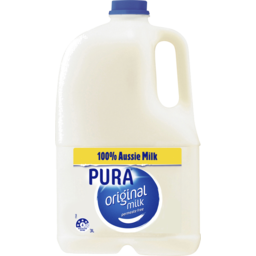 Photo of Pura Milk 3L