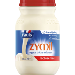 Photo of Pauls Zymil Regular Thickened Cream 300ml