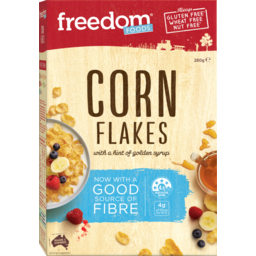 Photo of Freedom Foods Cereal Corn Flakes 260g 260g