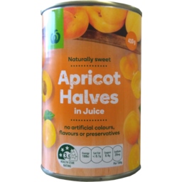 Photo of WW Apricot Halves in Juice 410g