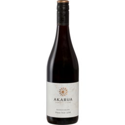 Photo of Akarua Central Otago Pinot Noir 750ml