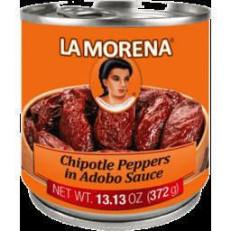 Photo of  La Morena Chilpotle Peppers 372