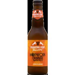 Photo of Prancing Pony Hopwork Orange Bottles