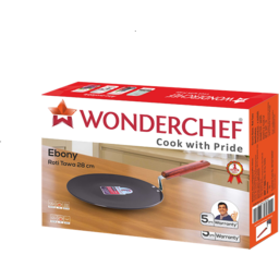 Photo of Wonderchef Ebony Roti Tawa 28cm