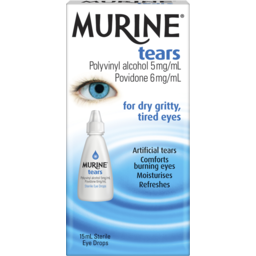 Photo of Murine Tears Eye Drops 15ml