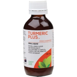 Photo of Turmeric Plus Oral Liquid 100ml
