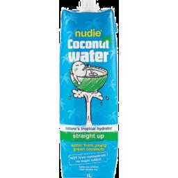 Photo of Nudie Coconut Water 1l