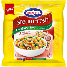Photo of Birds Eye Steamfresh Fried Rice 400g