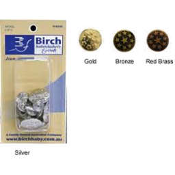 Photo of Birch Jean Buttons