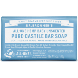 Photo of Dr. Bronner's Soap - Pure Castile (Unscented/Baby)
