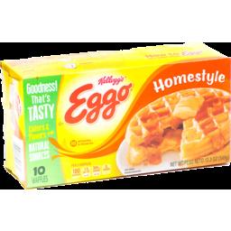 Photo of Eggo Homestyle Waffles