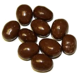 Photo of Natures Delight Tub Choc Almonds 170g