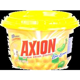 Photo of Axion Dishwashing Liquid Lemon Lime