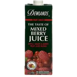 Photo of Dewlands Mixed Berry Juice 1l