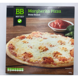 Photo of Best Buy Pizza Margherta 470gm