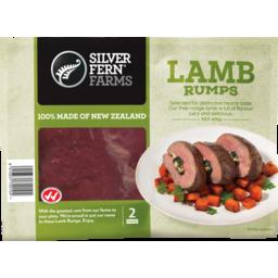 Photo of Silver Fern Farms Lamb Rumps 400g