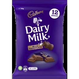 Photo of Cadbury Dairy Milk Sharepack 144gm