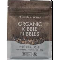 Photo of Carob Kitchen Organic Kibble Nibbles Carob 250g
