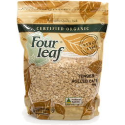 Photo of Four Leaf Milling Cereal - Rolled Oats (Tender)