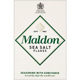 Photo of Maldon Sea Salt 125g