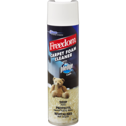 Photo of Pledge Freedom Carpet Foam Cleaner 500g