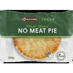 Photo of Balfours Vegan Zero Meat Pie 200g