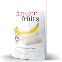 Photo of Forager Fruits Banana 15gm