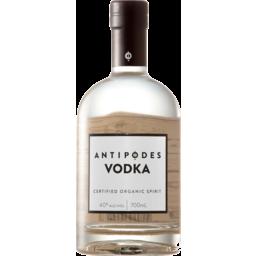 Photo of Antipodes Vodka